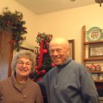 Carl Glanzman and Doris Bane
