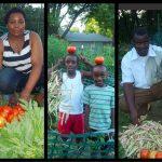 Mukiza Gahetano family