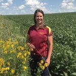 Lisa Schulte Moore in prairie 685x727