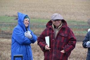 Winter field day attendees practical farmers of iowa