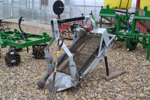 Potato digger implement