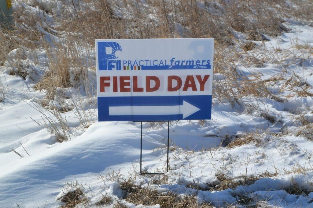 Practical farmers of iowa winter field day