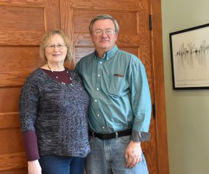 Margaret Smith and Doug Alert