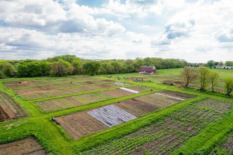 GG Farm aeriel view