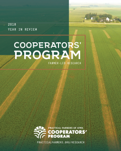 PFI2019 CooperatorsProgram YearInReview Cover