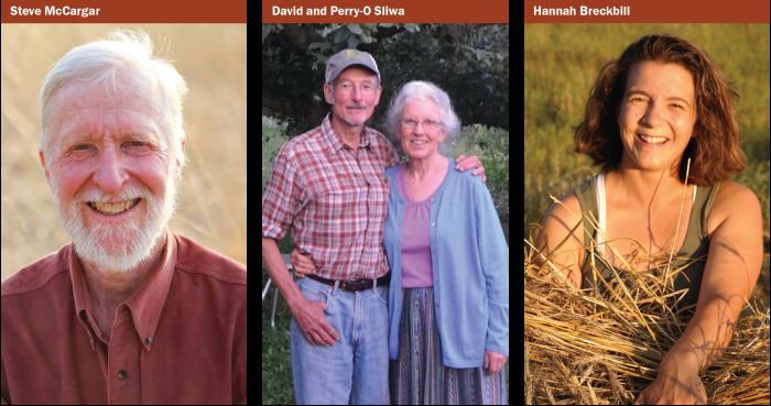 Land Access Portraits