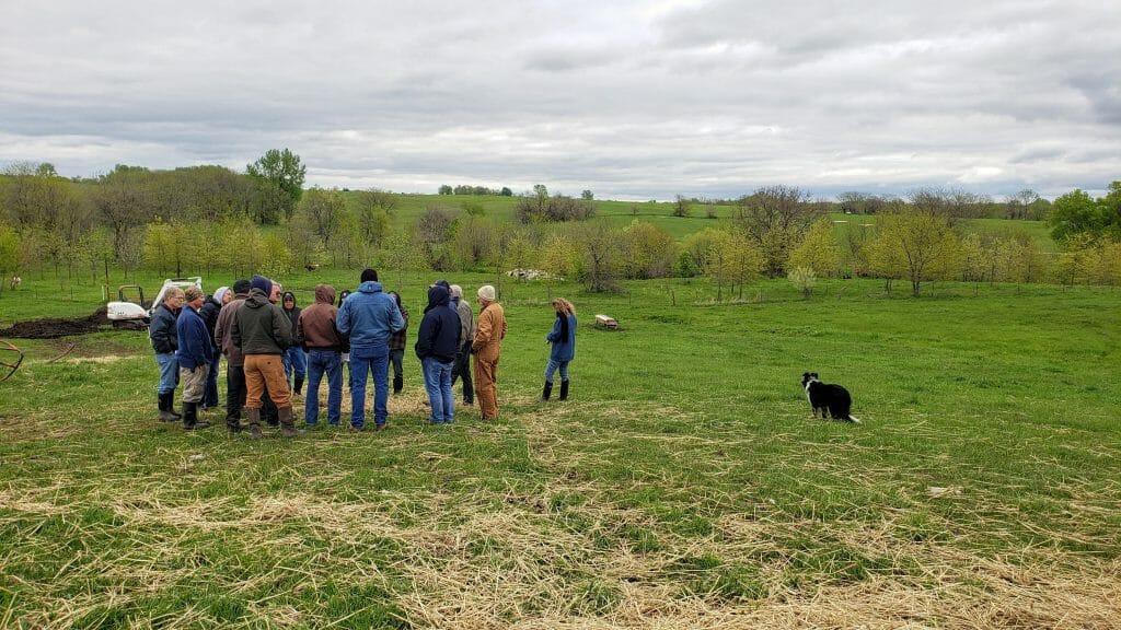 regenerative grazing group practical farmer