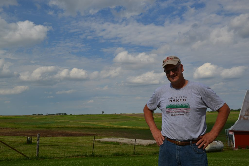 PFI farmer Tim Sieren Keota Iowa