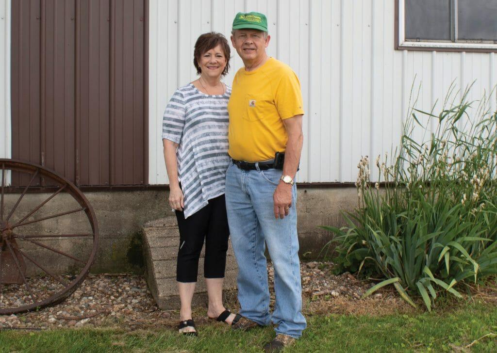 Denise and Wayne Brunsman