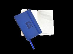 Fall Drive Notebook Blue2