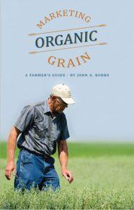 Marketing Organic Grain book cover