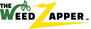 OldSchool WeedZapper Logo Black Letters CMYK