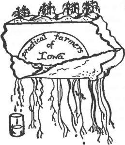 PFI Logo IowaRoots 1988