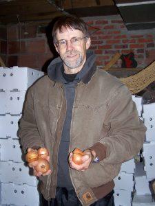 Gary Guthrie farmer in Nevada prescribed burns