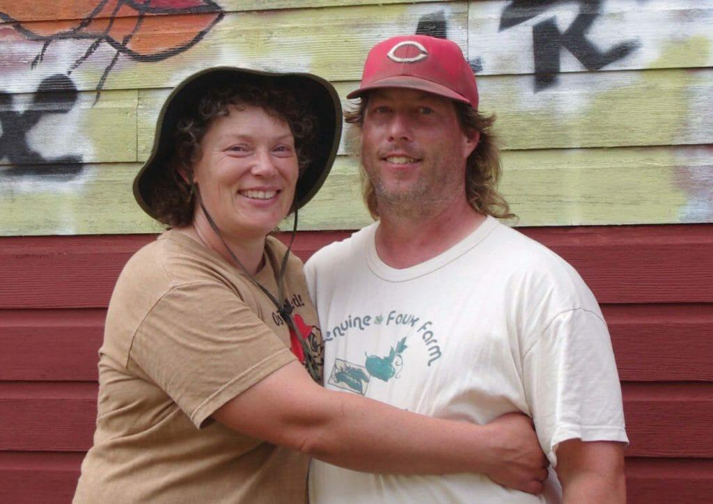 Rob and Tammy portrait 3