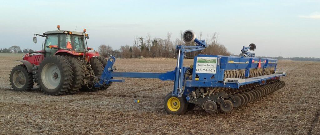1.Dooley spring seeding