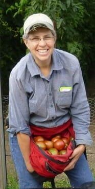 Jan Libbey tomato bag