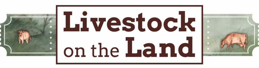 livestock on the land