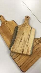 Lifetime member charcuterie boards