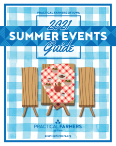 Summer events guide cover