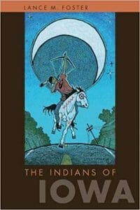 The Indians of Iowa book cover