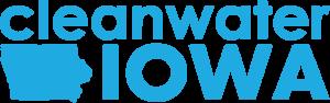 CleanWaterIowa logo blue