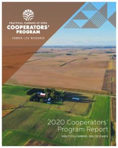 Cooperators report