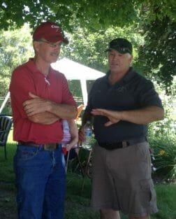 Doug Darrow and Dave Lubben