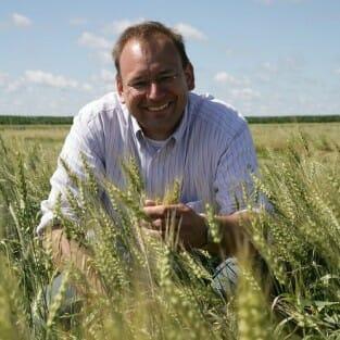 Jochum Wiersma in Wheat